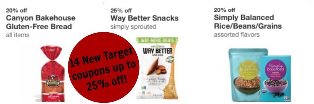 target organic cartwheel coupons