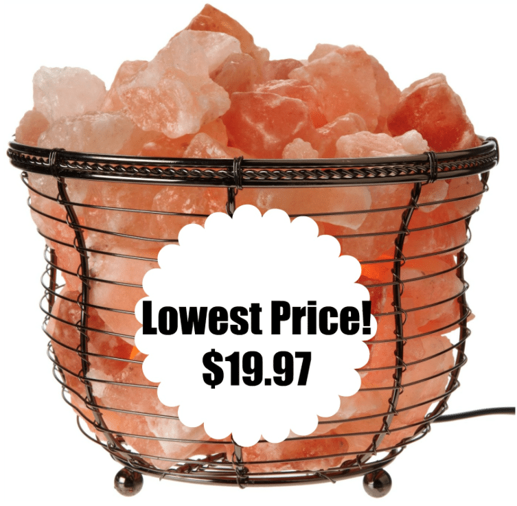 himalayan salt lamp deal amazon