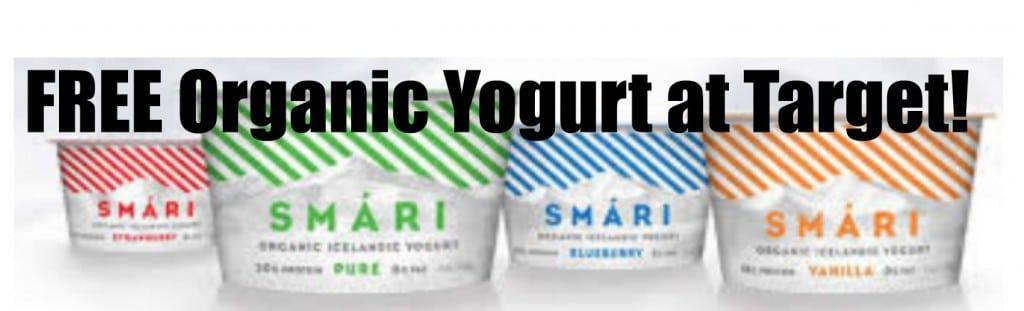 free smari icelandic organic yogurt at target