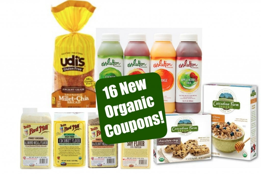 new printable organic coupons