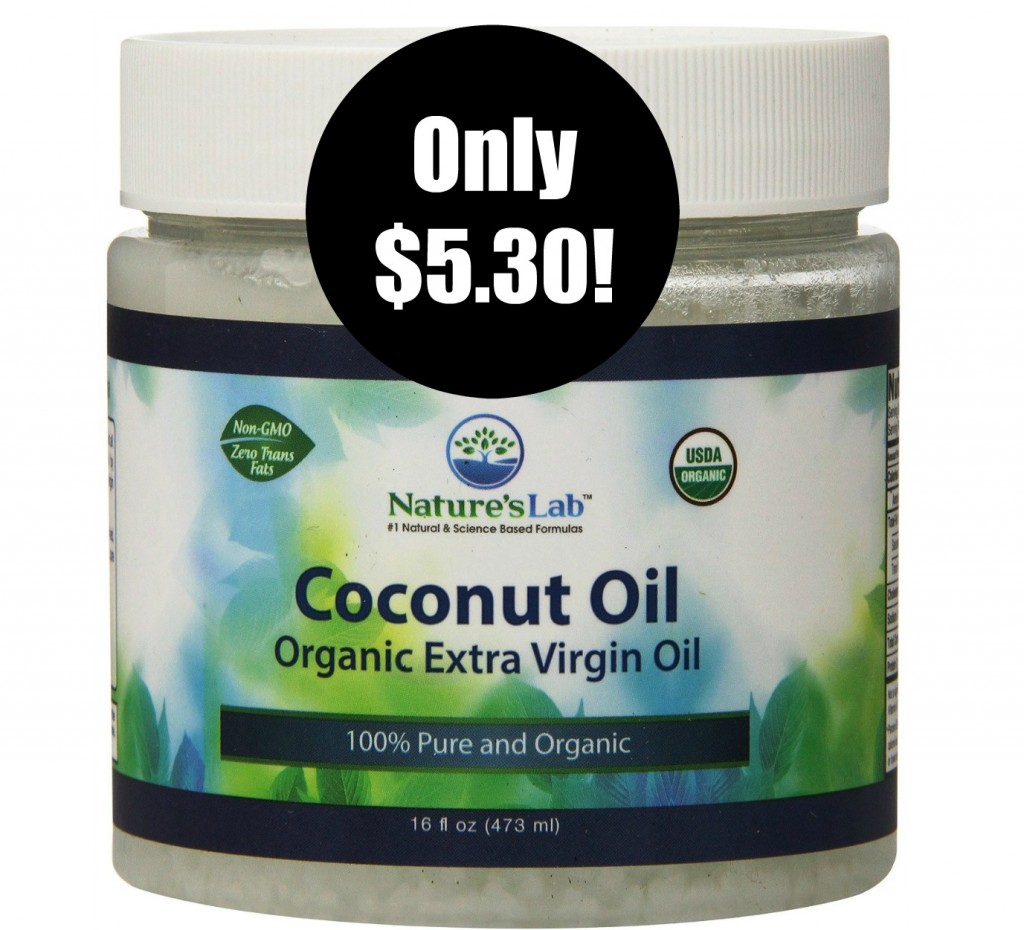 organic extra virgin coconut oil amazon