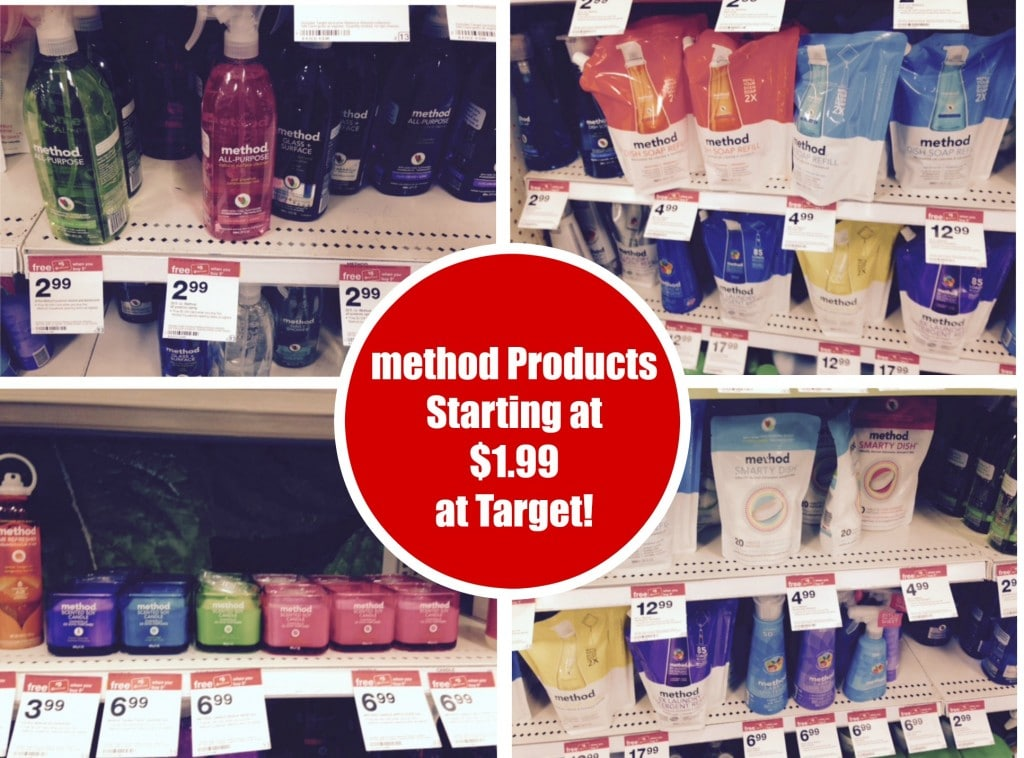 target method products