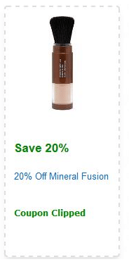 mineral fusion coupon amazon