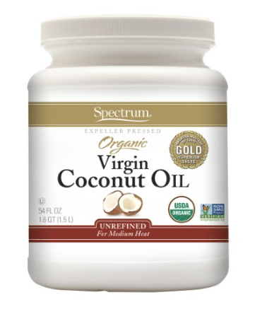 spectrum coconut oil amazon