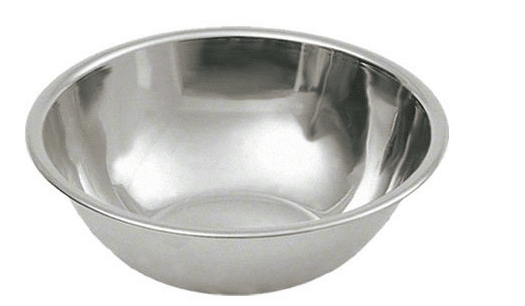 stainless steel amazon bowl