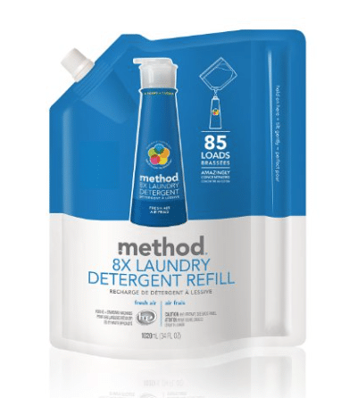 method laundry coupon
