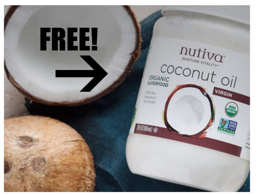 free coconut oil thrive market