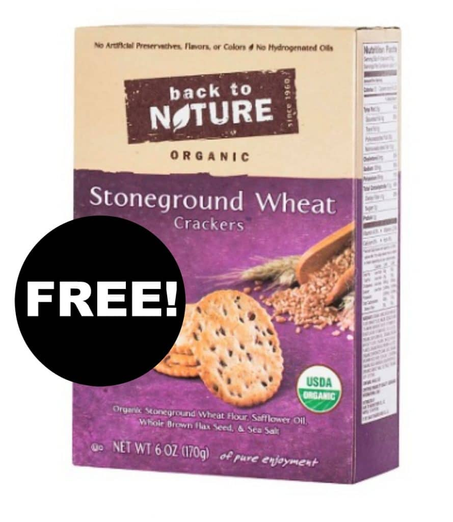 $2 back to nature coupon