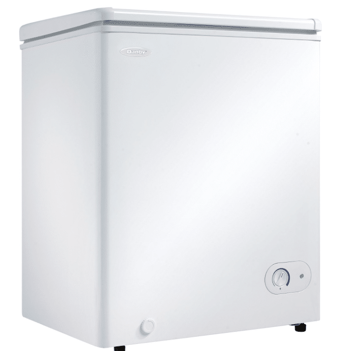 deep freezer deal amazon