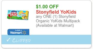 stonyfield yokids coupon