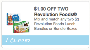 revolution foods lunch bundles coupon