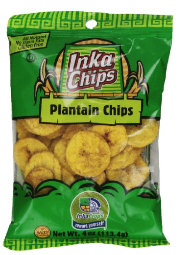 plantain chips amazon inka
