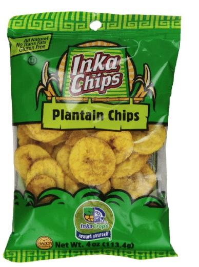 Inka Chips Gluten Free Plantai...