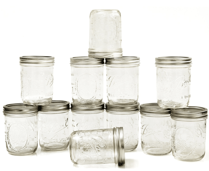 ball canning jars lowest price deal amazon
