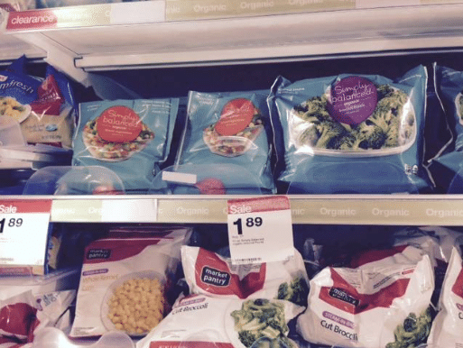 simply balanced organic frozen vegetables target