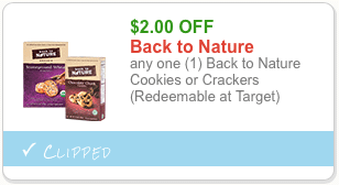 back to nature coupon $2