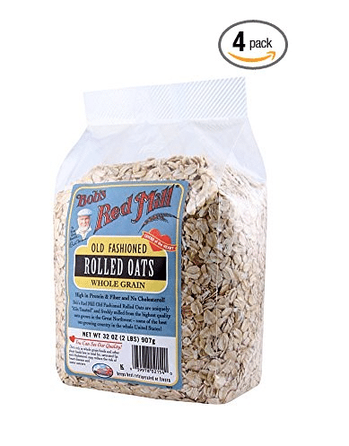 bob's red mill rolled oats amazon