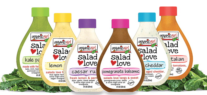 organic girl free salad dressing coupon