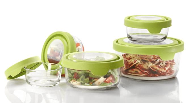 anchor glass storage food amazon