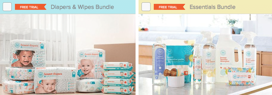 the honest company trial free