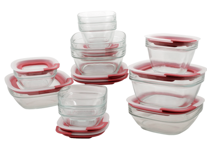 rubbermaid glass storage amazon deal of the day