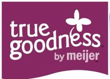 true goodness natural and organic meijer