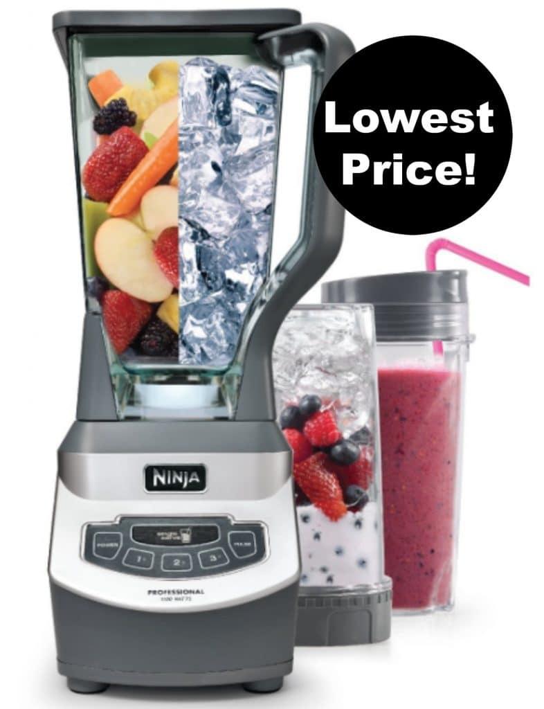 ninja professional blender amazon lowest price