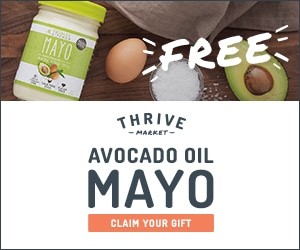 thrive market free mayo