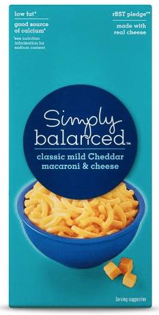 simply balanced mac and cheese