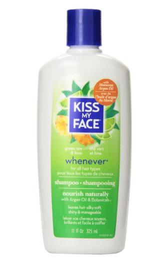 kiss my face amazon deal shampoo