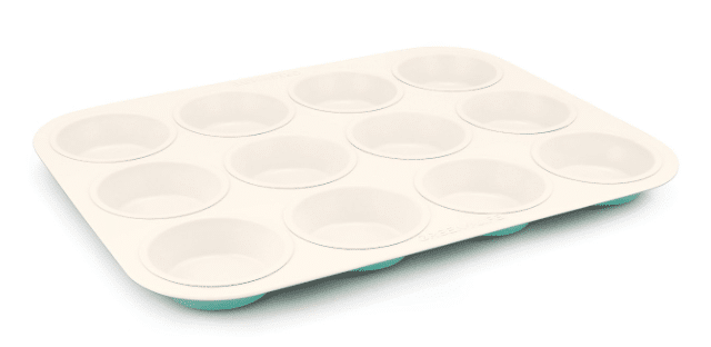 greenlife ceramic coated muffin pan amazon