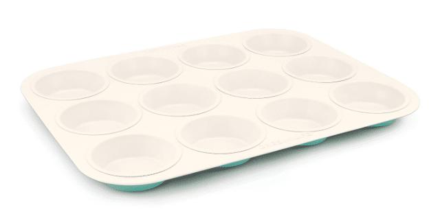 greenlife ceramic coated muffin pan amazon