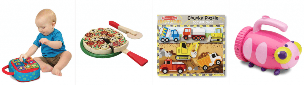 zulily melissa and doug wooden toys