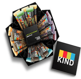 free kind bar organic freebies