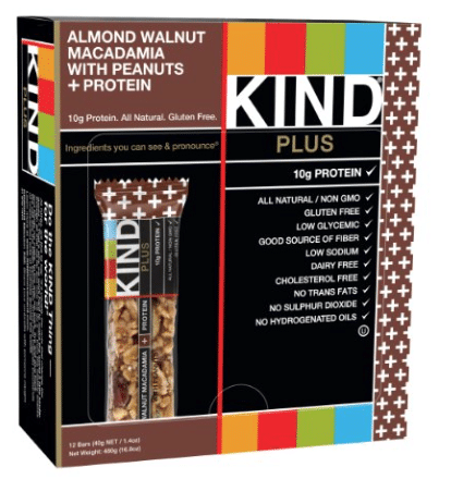 kind bars coupon and deal