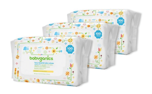 babyganics wipes deal coupon
