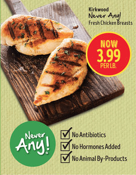 natural chicken breast aldi