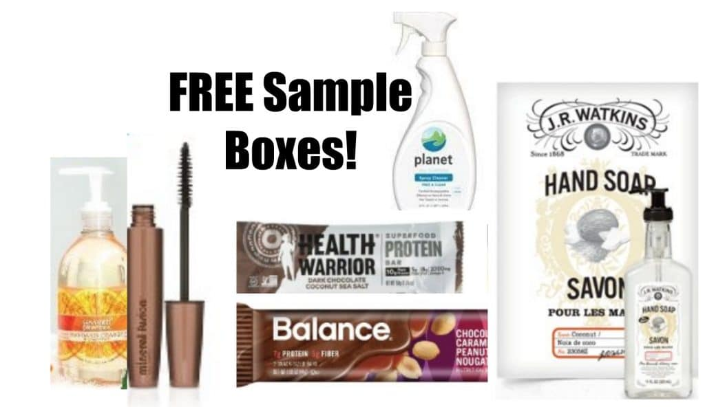 free natural and organic samples organic freebies