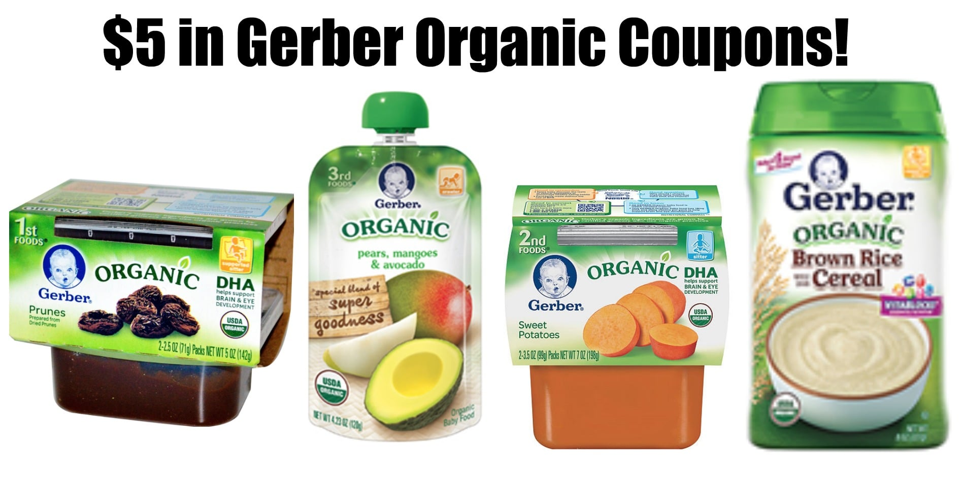 Where Can I Buy Gerber Baby Food Online