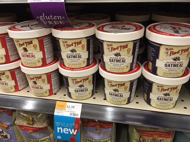 bob's red mill oatmeal whole foods