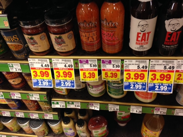 kroger organic price list mega event buy 5 save $5