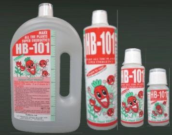 free sample organic plant revitalizer