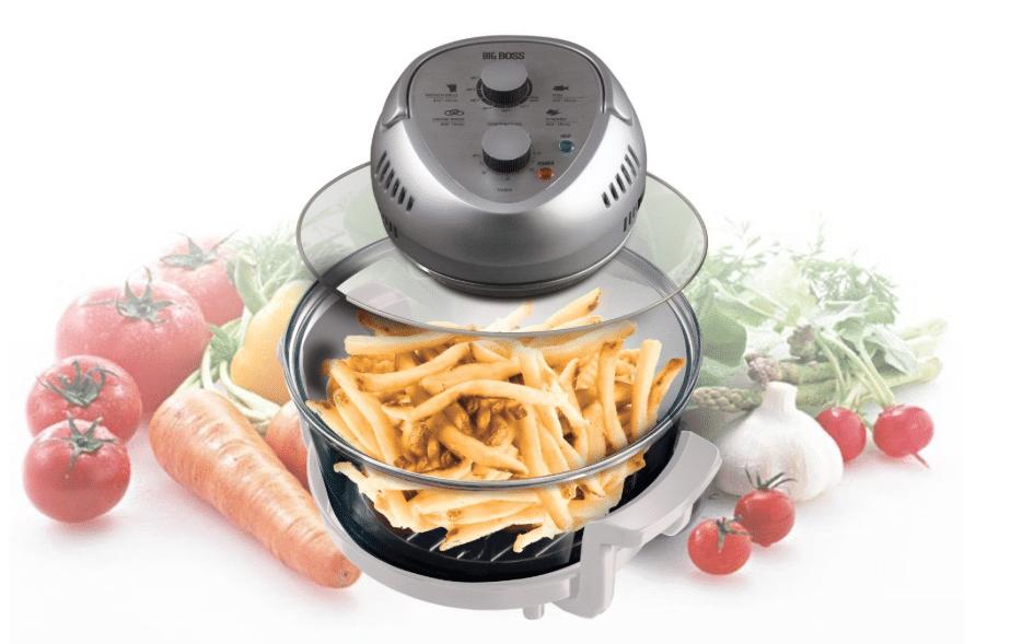 oil less fryer no trans fat
