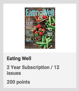 eating well magazine free subscription