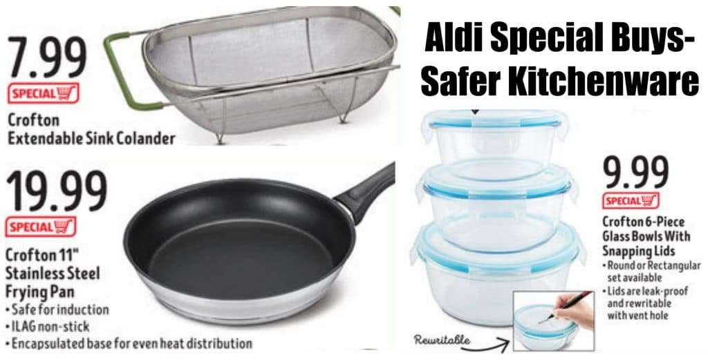 aldi safe kitchenware
