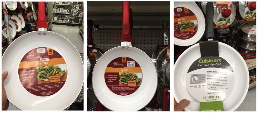 big lots ceramic cookware non toxic non stick
