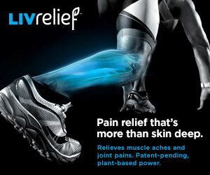 livrelief for joint pain