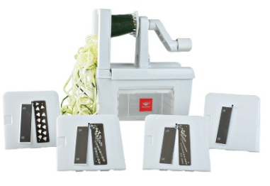paderno amazon prime day veggie spiralizer