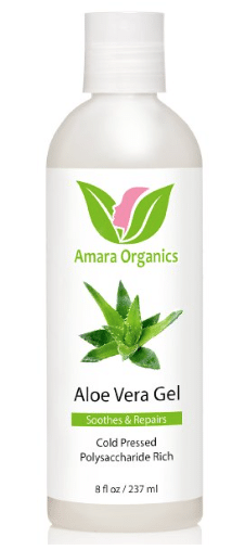 organic cold pressed aloe vera gel