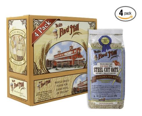 bob's red mill steel cut oats price deal
